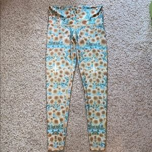 Teeki Sunflower Leggings